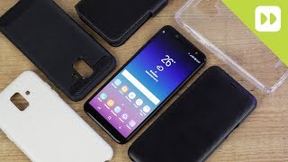 Top 5 Samsung Galaxy A6 2018 Cases & Covers