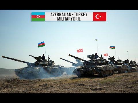 Azerbaijan and Turkey Military Drill | 2017ᴴᴰ