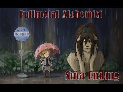 Fullmetal Alchemist Ending (Nina Version) - YouTube