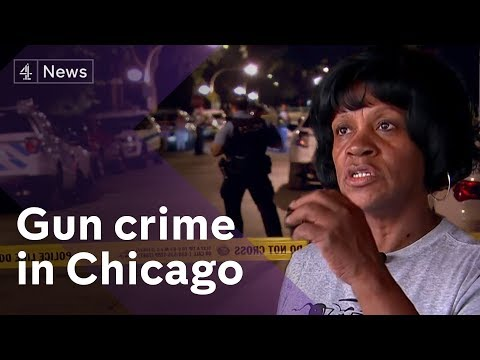 Guns in Chicago: a night on the frontline of violence