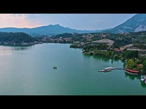 Oymapinar Green Lake,