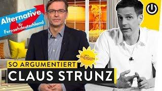 Dunkle Prophezeiungen im Frühstücksfernsehen - Wie Claus Strunz argumentiert | WALULIS