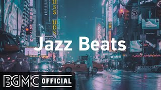 Jazz Beats: Jazzy & Lofi Hip Hop Radio - Rainy Coffee Beats for Work, Study