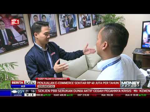 Menperin Usulkan Pajak E-Commerce Sebesar 0,5 Persen