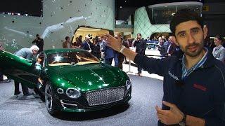 Bentley EXP 10 Speed 6, che meraviglia! | Salone di Ginevra 2015