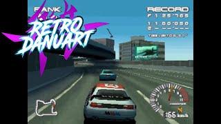 Ridge Racer Type 4 (Playstation) [Namco]