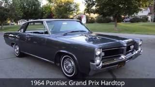 1964 Pontiac Grand Prix Hardtop - Ross's Valley Auto Sales - Boise, Idaho