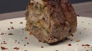 Как приготовить мясо. Рецепт для праздничного стола