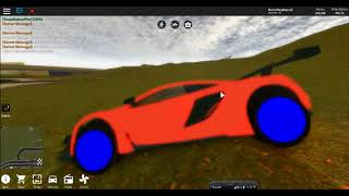 roblox Vehicle Simulator [Beta] how to backflip and fly