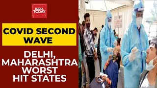 Covid-19 News: Delhi \u0026 Maharashtra Worst Hit States In India; Central Teams Sent For Assistance