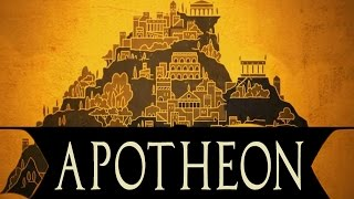 Apotheon HD Gameplay Walkthrough Part 7 Crossing The River Phlegethon (PS4/PC) No Commentary