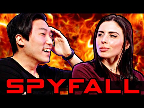 SPYFALL - Don't Play This Game With Your Girlfriend!