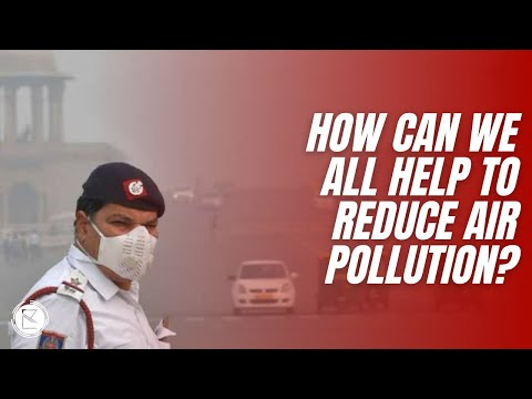HOW TO REDUCE AIR POLLUTION IN INIDA | MUST WATCH!!