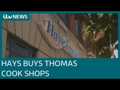 Sunderland Based Hays Travel Buys Thomas Cook Stores | ITV News