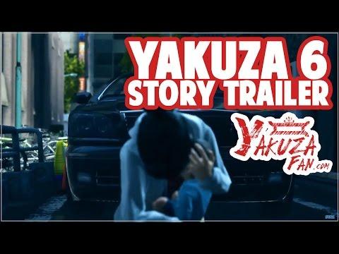 Short Story Trailer - Ryu Ga Gotoku 6 / Yakuza 6 [TGS 2016]