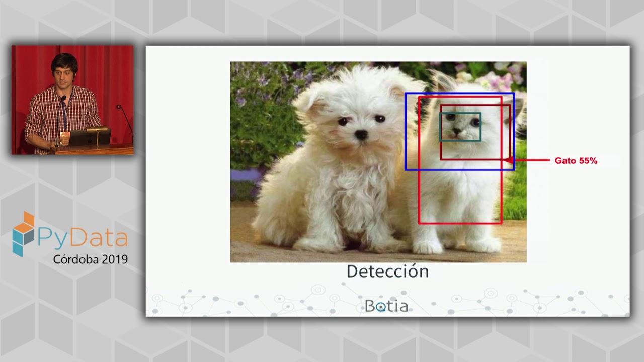 Image from Paula Martinez & Rodrigo Beceiro: Computer Vision en la práctica | PyData Córdoba