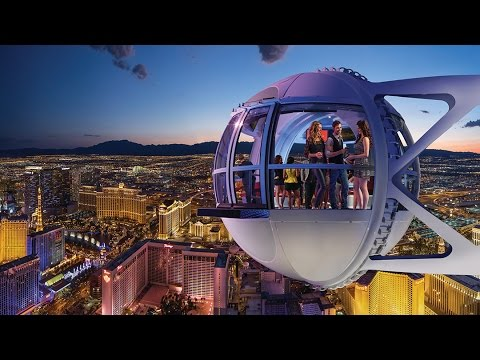 HIGH ROLLER Las Vegas Experience