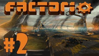 Twisted Plays Factorio - Episode 2 - In the Name of Science