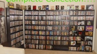 The Most Massive Blu Ray collection on YouTube!