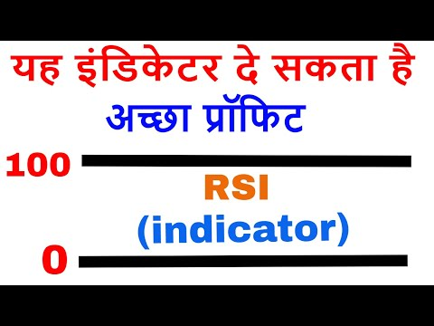 rsi indicator explained in hindi - stock market for beginners - trading chanakya