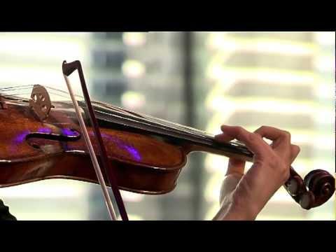 Simone Lamsma -- J.S. Bach/from: Partita no.2 Sarabande