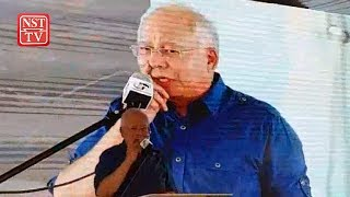 Najib : Developments by BN is to elevate nation to greater heights