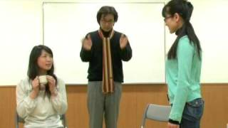 俳優塾・塾長の勝然武美が開発した、オリジナル演技メソッド「AR(アク...