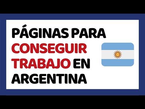 Las 5 Mejores Páginas para Conseguir Trabajo en Argentina 2018