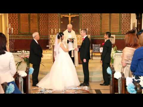Tong and John Wedding Feature
