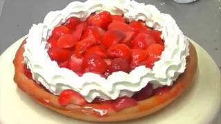 Самые красивые десерты, изготовление