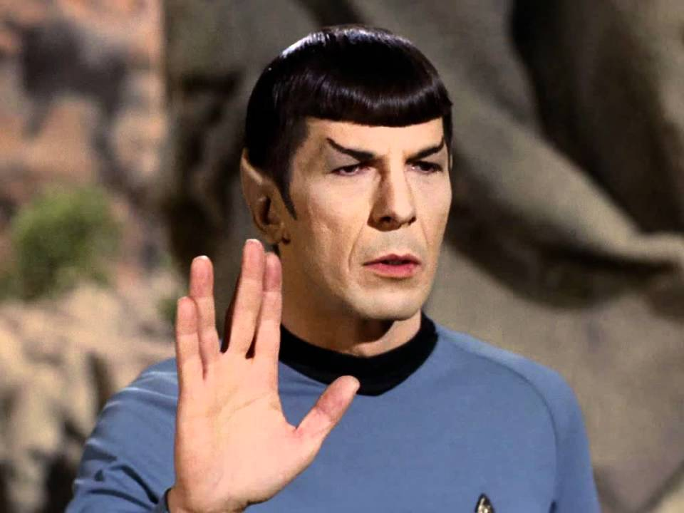 What is the name of the planet Spock was born?