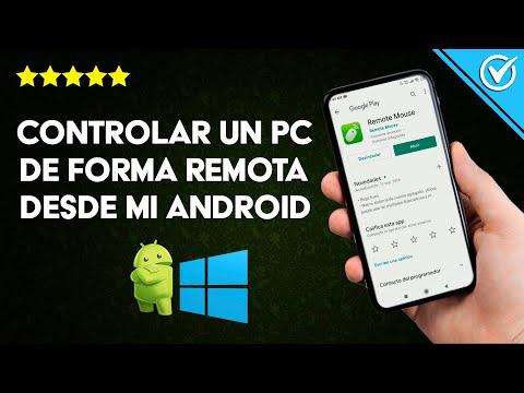 Cómo Controlar un PC de Forma Remota y Tener Acceso Total Desde mi Celular Android