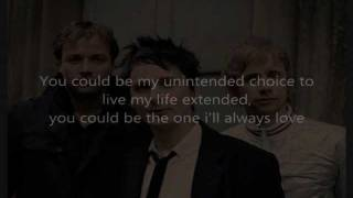 Muse - Unintended (lyrics+mp3)