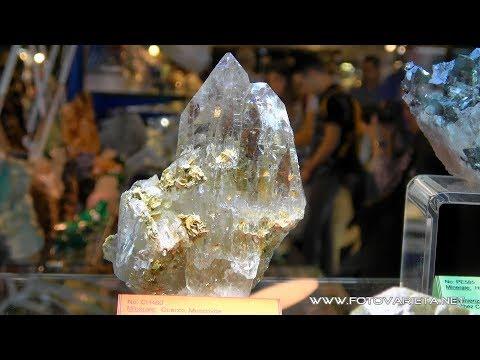 EuroMineralExpo - Torino 2017, International Exhibition Of Minerals & Fossils (5)