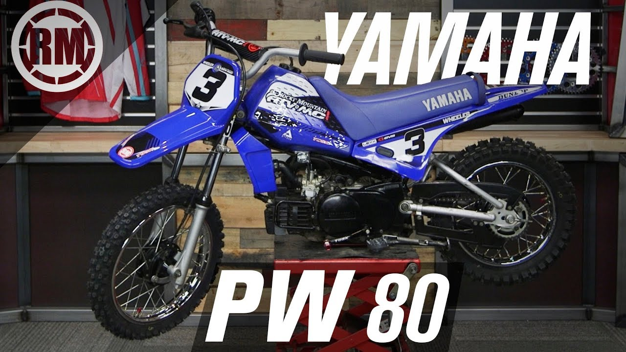 Kids Dirt Bike Guide Series | Yamaha PW80