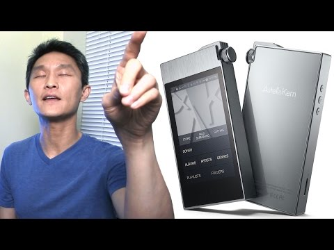 Astell & Kern AK100 II Media Streaming (AK Connect) and Tidal - Review & How2