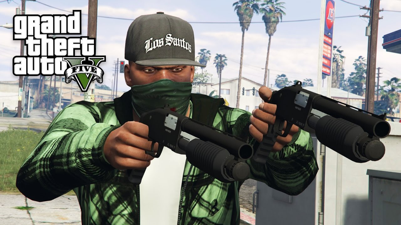 GTA 5 Real Life Thug Mod #24 - GANG LEADER!! (GTA 5 Mods)