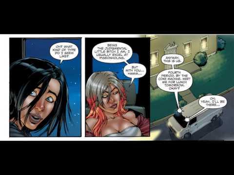 Slideshow Comics Ep. 08 - Hack/Slash - My First Maniac (Part 2)