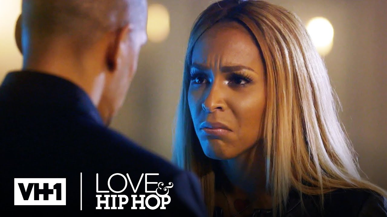 Peter's New Plan Sends Amina Over The Edge 😡 Love & Hip Hop: New York