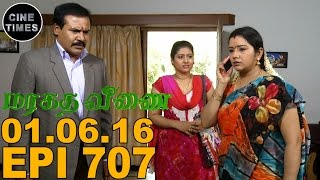 Marakatha Veenai 01.06.2016 Sun TV Serial