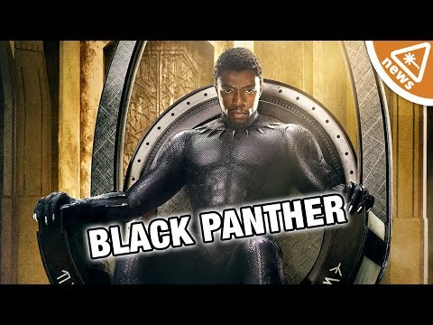 The Important Detail You Missed in the Black Panther Trailer! (Nerdist News w/ Kyle Hill)
