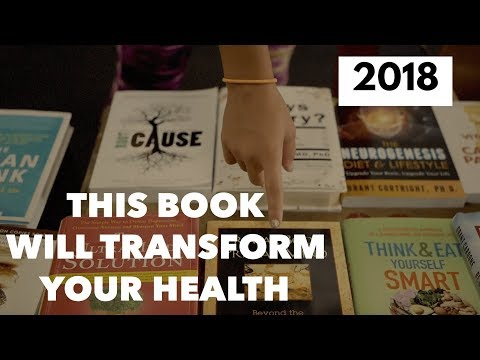This One Book Will Transform Your Health in 2018