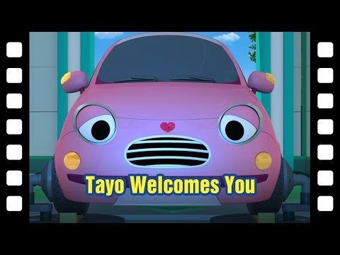 📽Tayo Welcomes You! l Tayo's Little Theater #4 l Tayo the Little Bus