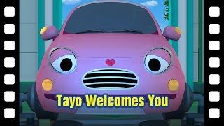 📽Tayo Welcomes You! l Tayo