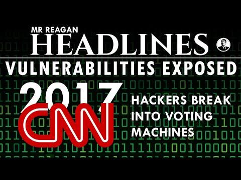 CNN Exposed Dominion Vulnerabilities in 2017