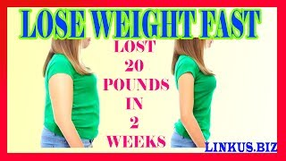 How To Lose Weight Fast For Women 2017 - How To Lose Belly Fast Fast 20 Pounds In 2 Weeks