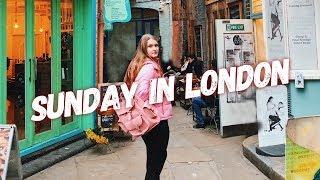 VLOG: Воскресенье в Лондоне, Neil's Yard, Бар в туалете???