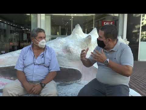 Directo con Edgar Villarreal, Cesar Palacio Economista y Agricultor de la isla de San Andrés.