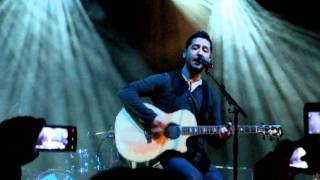 Boyce Avenue - Teenage Dream (Live at the Enmore Theatre, Sydney, 26/08/11)