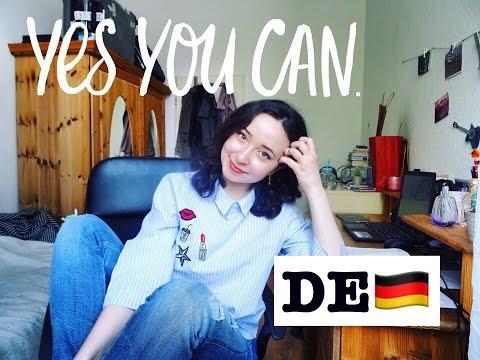 КАК выиграть ГРАНТ в Германию? Стипендия DAAD, документы, деньги